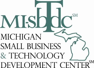 MI-SBTDC Logo